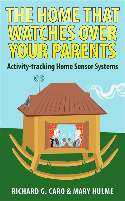 activity tracking sensor system older adults home alone science